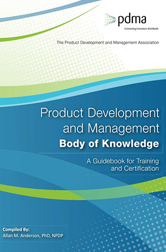 PDMA: A Guidebook for Training and Certification, Second Editon